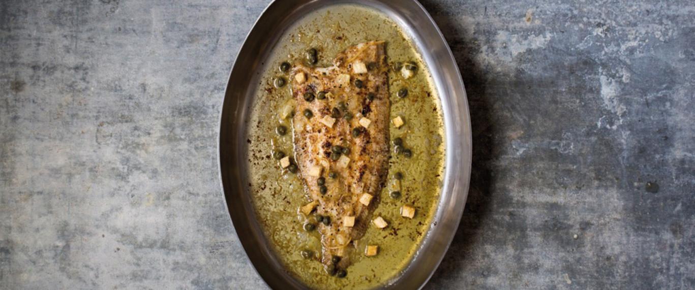 plat poisson beurre lescure