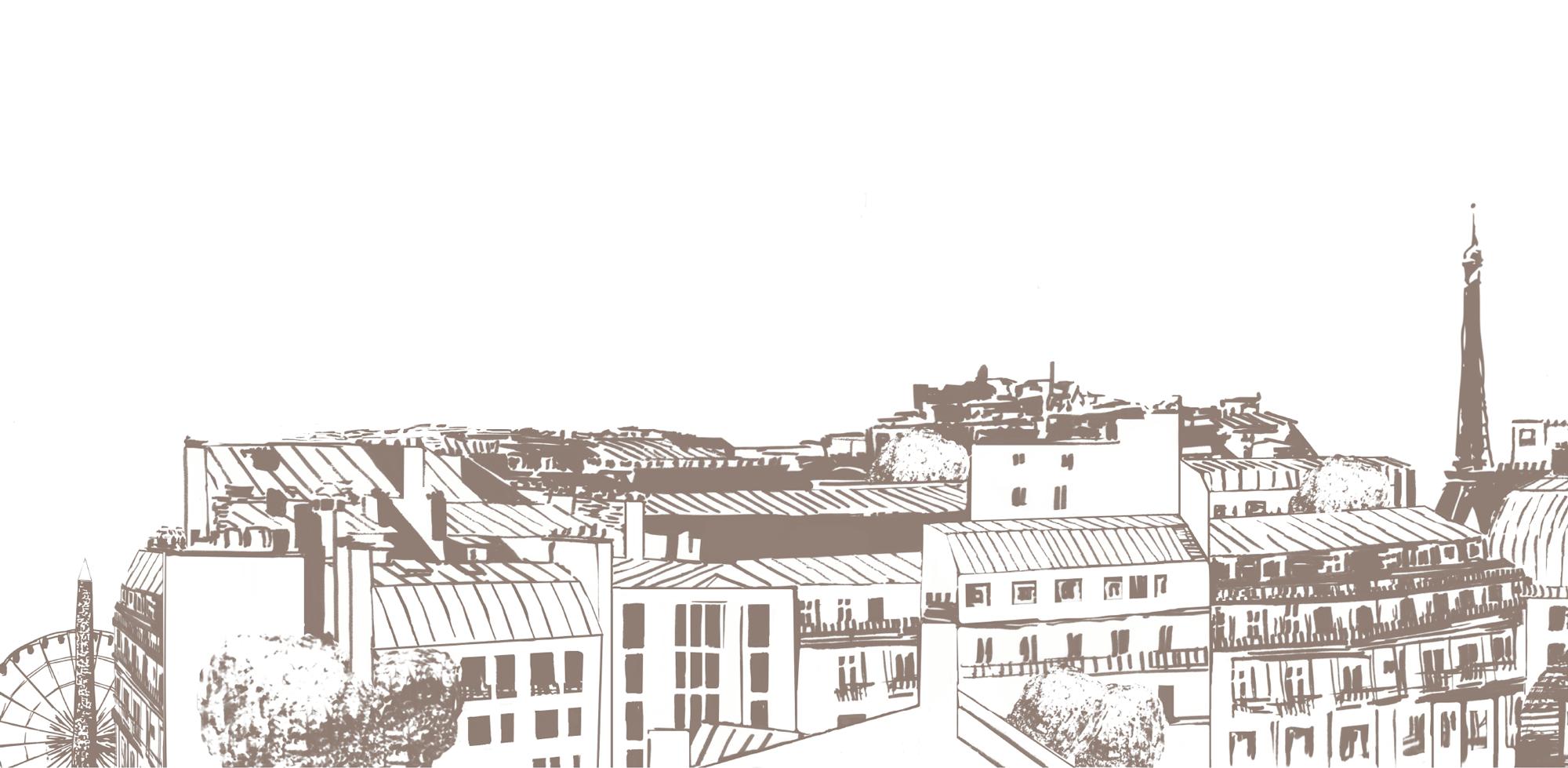 paris skyline catalogue dinh van