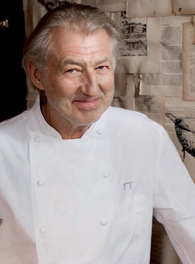 portrait Pierre Gagnaire